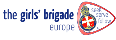 Girls' Brigade Europe logo