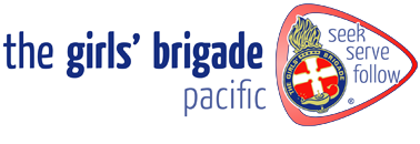 Girls' Brigade Pacific logo