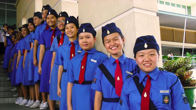 Girls' Brigade Asia