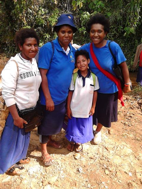 Papua New Guinea Family Time